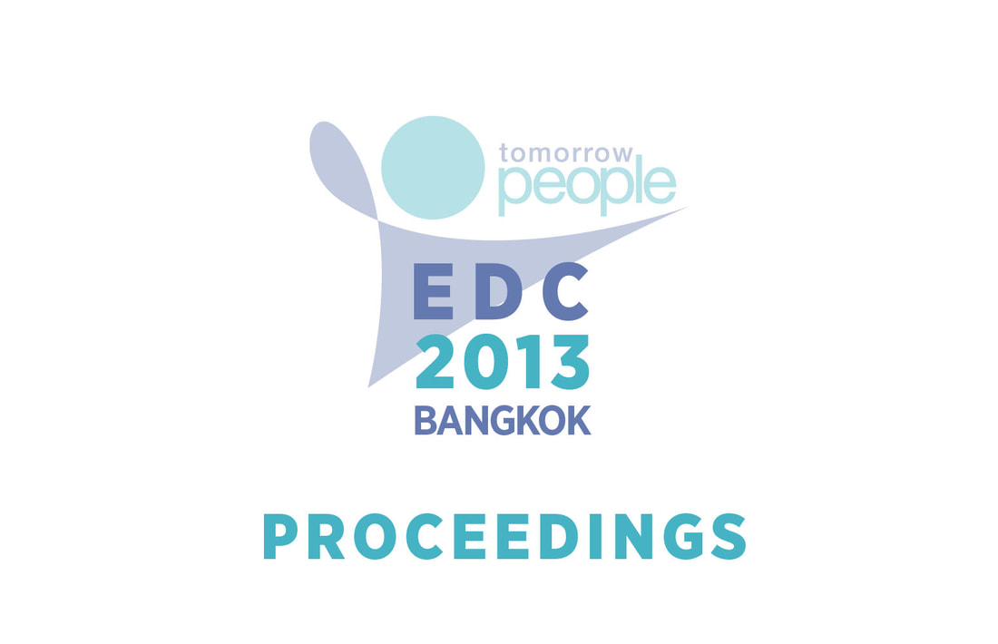 Education and Development Conference 2013 Proceedings